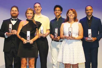 Theatre presents awards