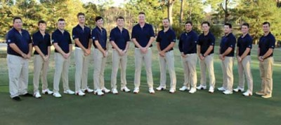 FMU golfers earn academic honors