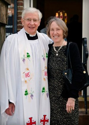 All Saints Church welcomes interim rector