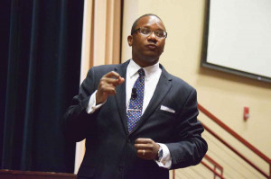 New Florence-Darlington Technical College President Dr. Jermaine Ford brings with him a unique skill set based on his 26 years of experience between the private sector and higher education.