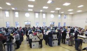 Community comes together for Feeding Florence