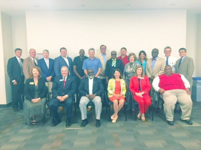 Fellows in Education program concluded with luncheon