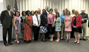 Fellows in Education honors first class
