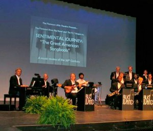 PAC Community Series to begin with outdoor big band concert