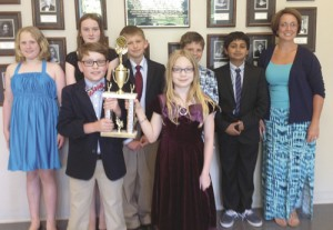 Florence schools top finishers at Quiz Bowl