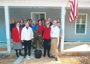 Forget-Me-Not Club celebrates Arbor Day