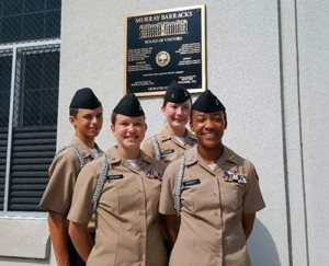 South Florence cadets complete Sail  Academy, graduate Leadership Academy