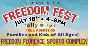 Freedom Fest to be held July 18 for youth, 12-18