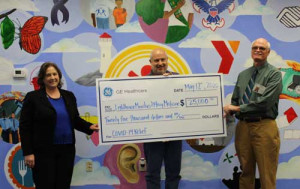 GE Healthcare Donates $25,000 to United Way of Florence County