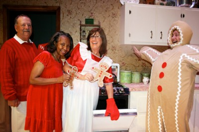 Schoolhouse Players to present 'The Gingerbread Man'