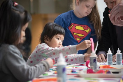 Family Day at museum is May 12