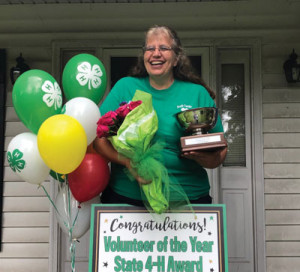 Volunteers, youth honored at S.C. 4-H Congress