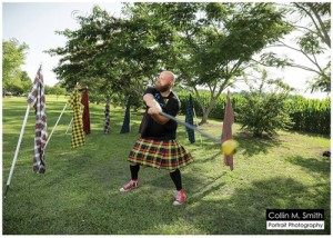 Heaven's Hope hosts  Swamp Fox Highland Games
