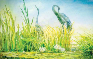 S.C. Watermedia exhibits coming to Francis Marion