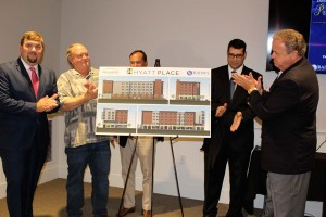 Hyatt Place Hotel announced for downtown