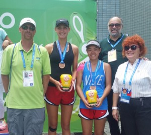 Florentines earn medals  at Children's Games