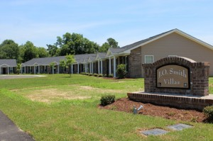Public housing for seniors dedicated