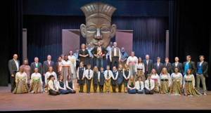 FLT closes season with uplifting family musical