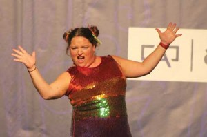 Lip syncing for literacy