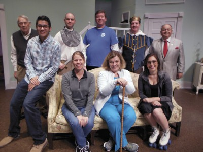 'Leading Ladies' bring frolic and laughter to Florence Little Theatre