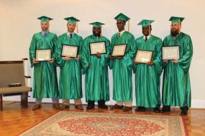 House of Hope celebrates Life Recovery graduation