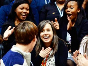 Local teacher awarded Milken award