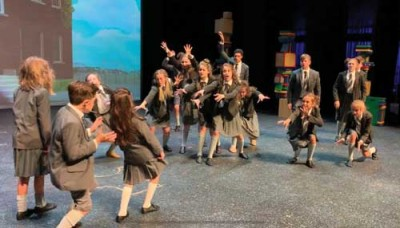 'Matilda: The Musical' at FLT