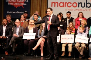 Marco Rubio in Florence