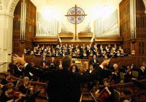 Masterworks Choir to celebrate Christmas season