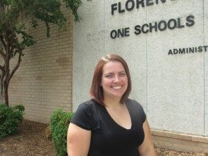 Melissa Rollins joins Florence One Schools Communications Department