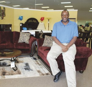 Kimbrell's new manager enjoys making customers happy
