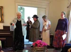 Two Literary Clubs entertained with skit