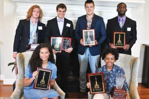 Florence School District One honors Athletes of the Year
