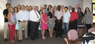 FMU welcomes 25 new faculty members
