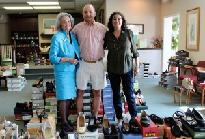 Longtime Florence shoe store closing