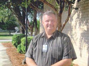 Nunnally named Director of  Security and School Safety