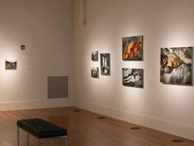 Boden's 'Out of Paradise' the subject of gallery talk