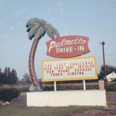FLORENCE DRIVE-IN MOVIE THEATERS: Palmetto owner had connections to Hollywood