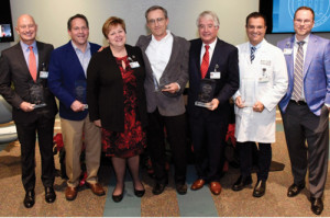 Five honored with Pillars of Professionalism Awards