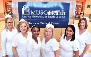 MUSC Health Florence Medical Center nurses receive Palmetto Gold Award