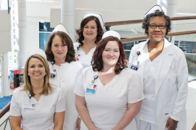 Carolinas nurses receive Palmetto Gold Awards