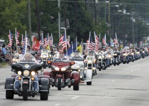 9th Annual Patriotic Ride Benefit on Saturday