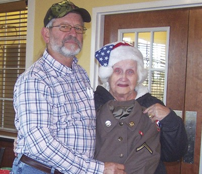 Army uniform from Korean War era given to local veteran