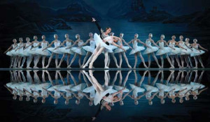 Ukrainian dance troupe to present Swan Lake
