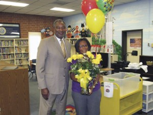 Delmae leader is Principal of the Year