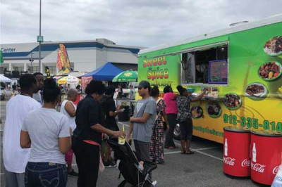 Food truck rodeo makes return visit to Florence Center
