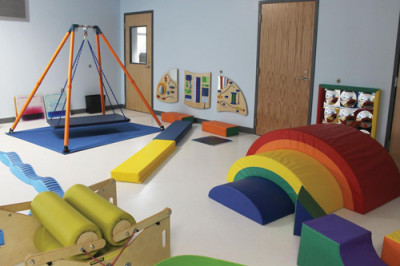 'SENSE-ATIONAL': Florence 1 schools add new sensory rooms
