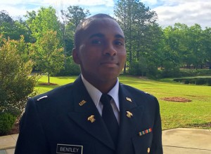 FMU Army ROTC cadet commissioned