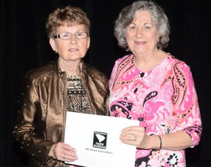 Florence County Farm Bureau receives Women's Award