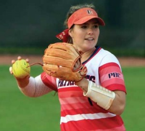 Johnson earns spot on Softball All-Region Team